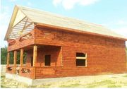 Дома и Бани из бруса строительство под ключ. Новополоцк