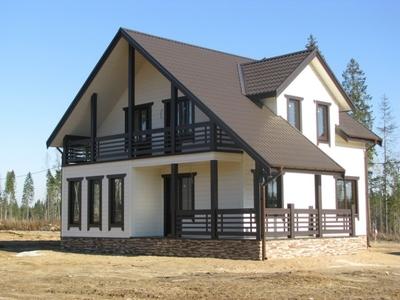 Производство и строительство каркасных домов. Полоцк - main